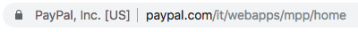 paypal sito reale